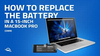 How to Upgrade/Replace the Battery in a 15-inch MacBook Pro 2009 (Updated)
