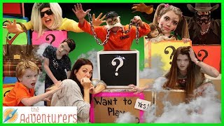 VILLAINS The Movie!  (Doll Maker, Granny, Bandits, And More) / That YouTub3 Family I The Adventurers