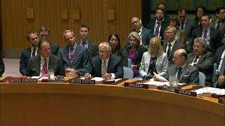 Secretary Tillerson Participates at UN Security Council Session on Nuclear Non-Proliferation
