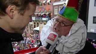 Prinses Carnaval? 'Laten we tradities in stand hou - RTL LATE NIGHT MET TWAN HUYS