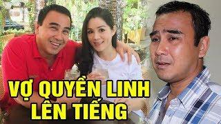 Vợ MC Quyền Linh Chính Thức Lên Tiếng Về Tin Đô`n Chồng Giải Nghệ - TIN TỨC 24H TV