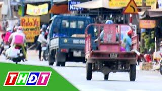 THDT - Xe ba bánh vẫn ung dung trên đường sau 08 năm bị cấm