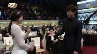 SBS [2013연기대상] - 베스트 드레서상(이민호)