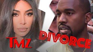 Kim Kardashian Files for Divorce from Kanye West: Full Relationship Timeline   TMZ