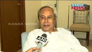 CM Naveen Patnaik Reaction After LS Results In Odisha