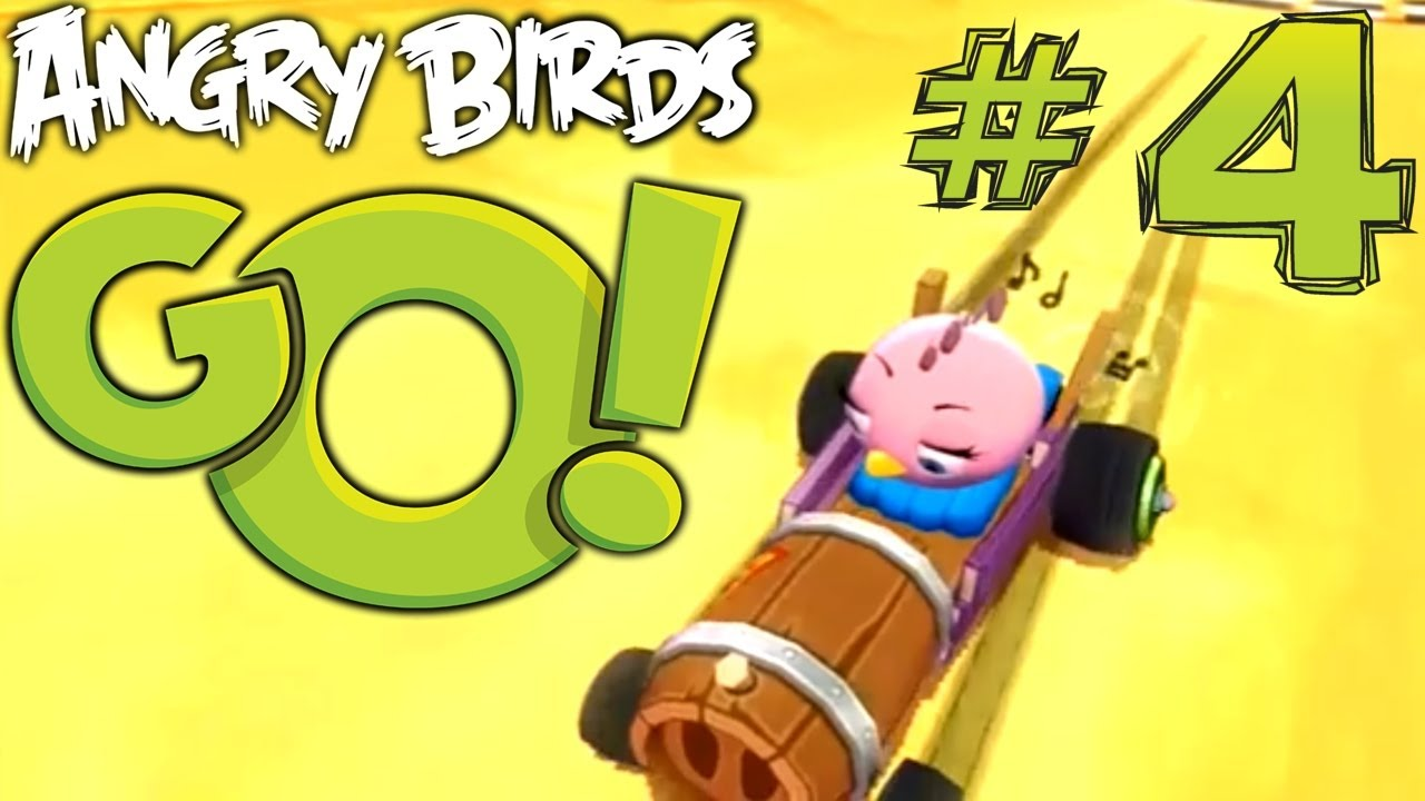 Angry Birds Go! Let's Play #4