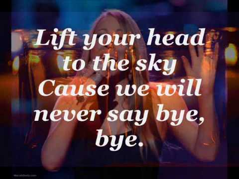 Mariah Carey - Bye Bye (  lyrics on screen  )