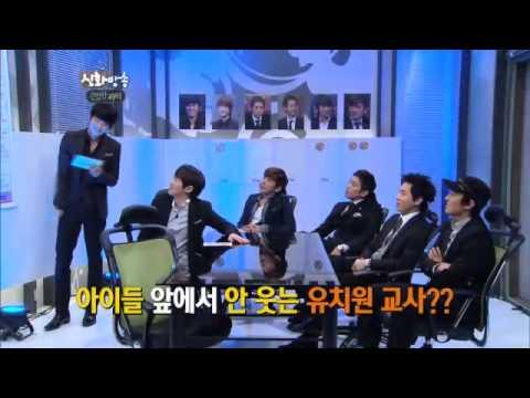 [JTBC] 신화방송 (神話, SHINHWA TV) 38회 명장면 - 야!! 내.마.음.이.야!