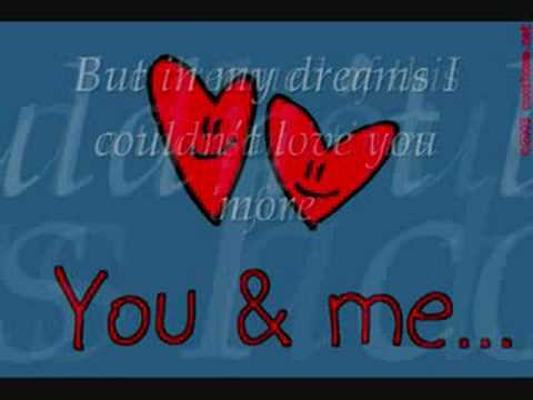 My Valentine - Martina McBride & Jim Brickman