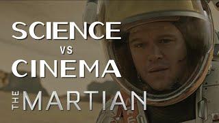 Science vs Cinema: THE MARTIAN