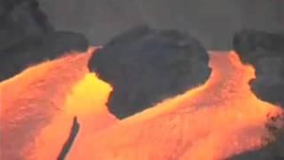 Piton de La fournaise : l'éruption du siècle