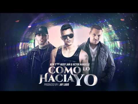 Ken Y feat. Nicky Jam + Victor Manuelle - Como Lo Hacia Yo (Versión Salsa)