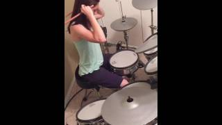"Phil Wickham ""This is Amazing Grace"" Drum Cover"