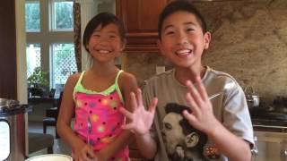 IP cooking kids - Cà ri xanh Thái Lan / Thai Green Curry Chicken with sweet potatoes