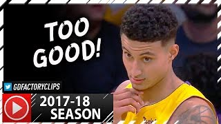 Kyle Kuzma Full PS Highlights vs Nuggets (2017.10.02) - 23 Pts, SICK!