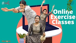 Sumakka's 'Online exercise Classes' video wins hearts..