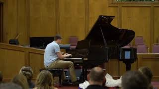Spring 2018 recital