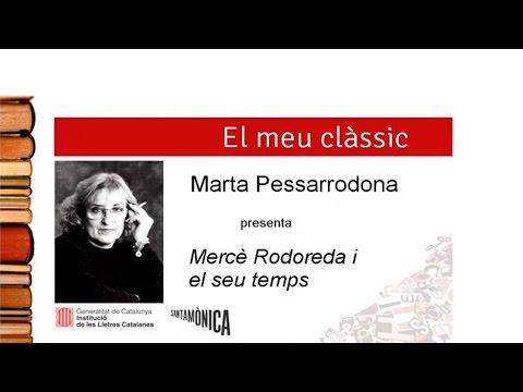 Marta Pessarrodona · El meu clàssic · Arts Santa Mònica
