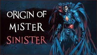 Origin of Mister Sinister