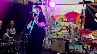 Peaness - live Liverpool Sound City 06-05-18