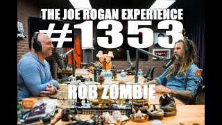Joe Rogan Experience #1353 - Rob Zombie