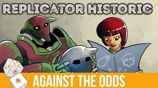 Against the Odds: Replicator Historic (Standard, Magic Arena)