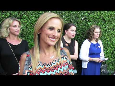 Marlee Matlin Interview -