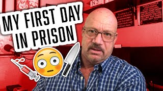 My First Day in Prison - Chapter 8: Episode 9 | Larry Lawton: Jewel Thief