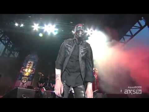 MARILYN MANSON - THE BEAUTIFUL PEOPLE LIVE AT ROCK ON THE RANGE 2015