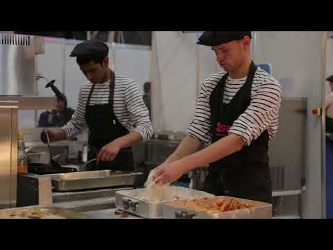 Ifex Street Food International Competition Harland Taco Yard