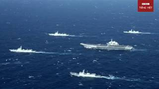Trung Quốc tập trận sát Đà Nẵng - Phản ứng & Bình luận
