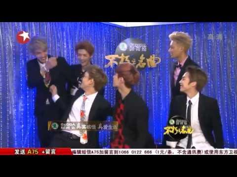 【張藝興吧】 140315 東方衛視《不朽之名曲》EXO-M FULL CUT