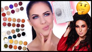 JACLYN HILL X MORPHE VAULT COLLECTION | SWATCHES, DEMO & REVIEW!!!