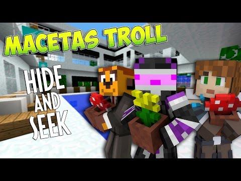 Muerte y risa sin parar slime dropper - Minecraft boquete ...