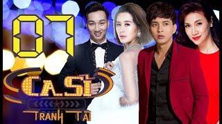 OFFICIAL | CA SĨ TRANH TÀI VTV3 Full - Tập 7 | Hồ Quang Hiếu, Nam Thư, Pha Lê