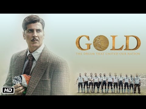 Stand Up For Gold - Gold - AKSHAY KUMAR