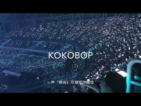 2017 MMA collection of EXO-L performance