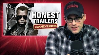 Honest Trailer Commentaries - The Blade Trilogy