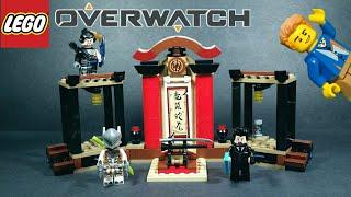 LEGO Overwatch Hanzo vs Genji Set Review