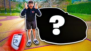 I Surprised him with a NEW CAR!!*EMOTIONAL*