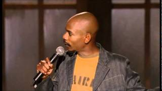 Dave Chappelle - For What It's Worth part 2/4