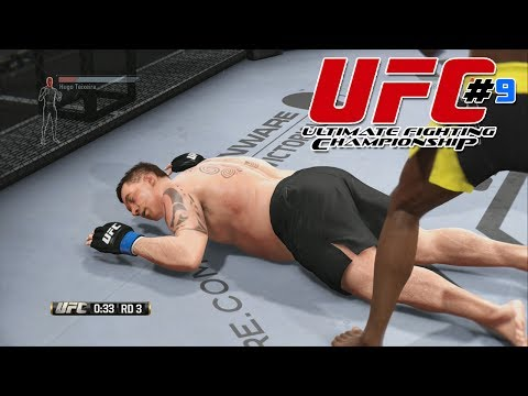 Baixar EA SPORTS UFC #9 | PRIMEIRA DERROTA INJUSTA??? (PS4 HD/1080p)