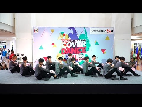 180616 'The Dazzlers' cover 'Don't wanna cry+THANKS'(SEVENTEEN) @ CentralRamindra(Audition)