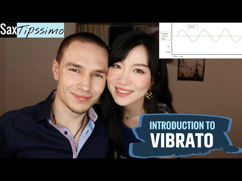 Introduction to Vibrato on Saxophone [SaxTipssimo]