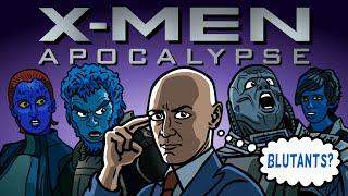 X-Men Apocalypse Trailer Spoof - TOON SANDWICH