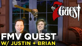 Justin & Brian Are The 7th Guest — FMV QUEST, Episode 4