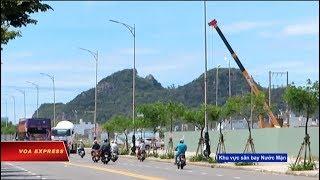 Truyền hình VOA 21/9/19: Đà Nẵng trả lời vụ người TQ có sổ đỏ gần sân bay quân sự