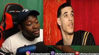 Kyle Kuzma Diss Lonzo Ball - Kylie Kuzma RAP REACTION!!