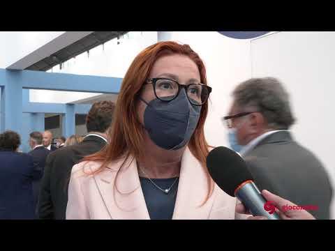 On. Rossana Conte, Europarlamentare Lega a Enada Rimini 2021