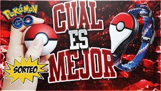 COMPARATIVA POKÉBALL PLUS vs. POKÉMON GO PLUS | SORTEO INSIDE | Pokémon GO